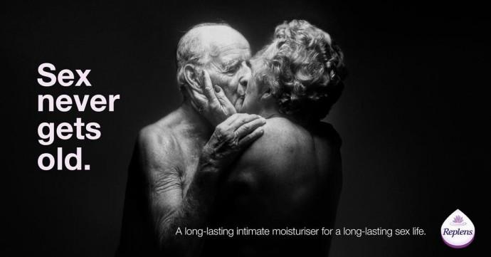 Replens: Sex Never Gets Old, 2
