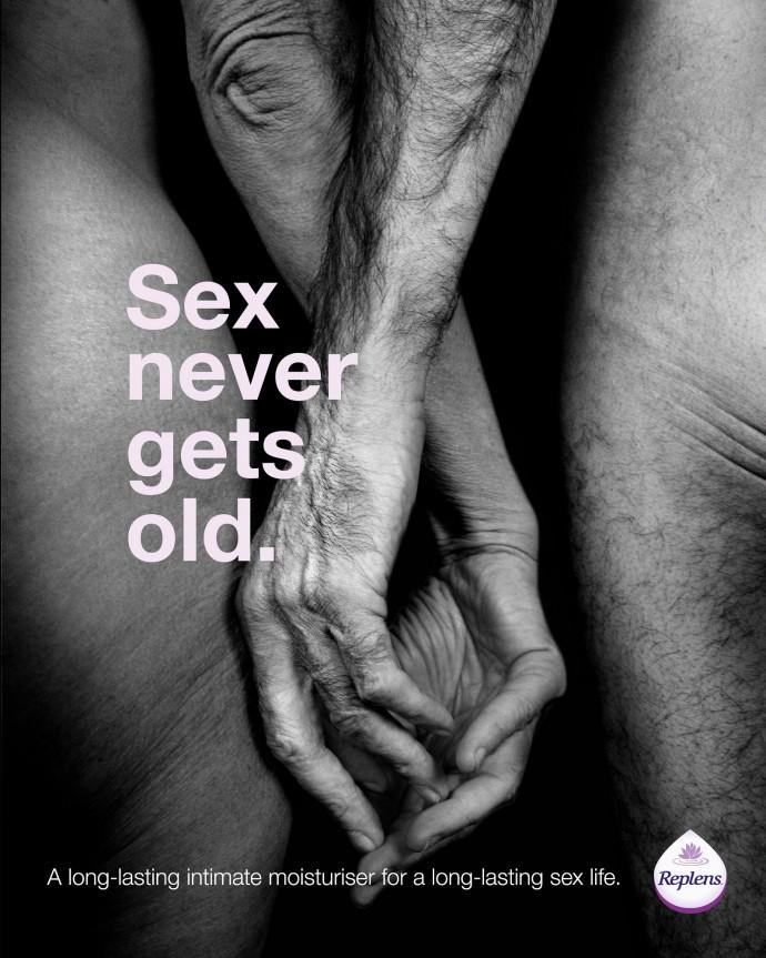 Replens: Sex Never Gets Old, 4
