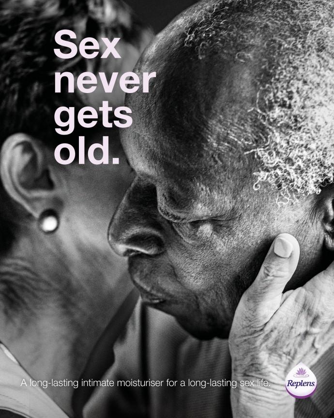Replens: Sex Never Gets Old, 5