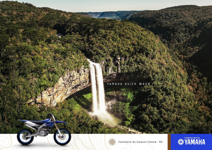 Yamaha: Waterfalls, 1