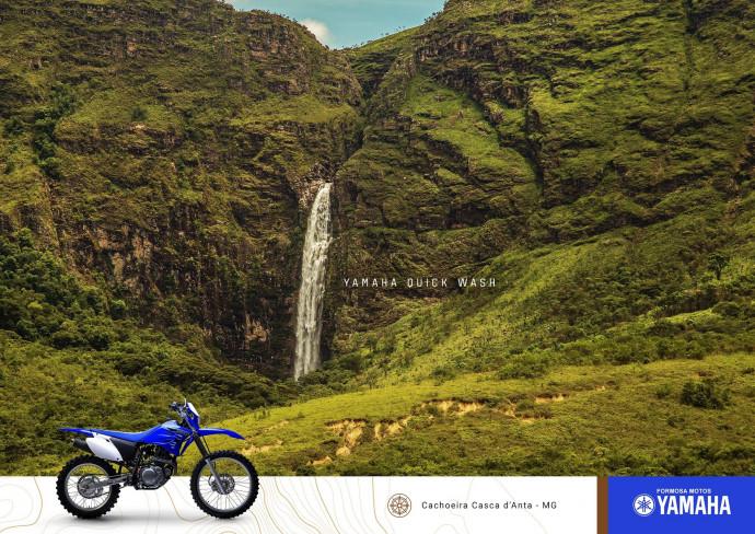 Yamaha: Waterfalls, 2