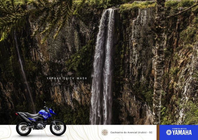 Yamaha: Waterfalls, 3