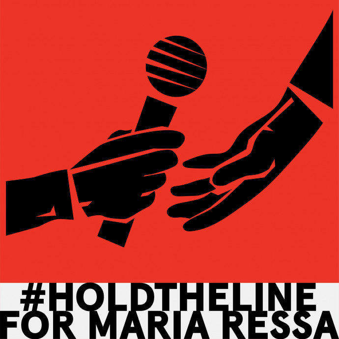 Reporters without Borders: #HoldTheLine, 1