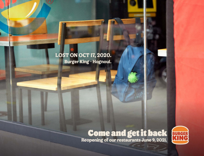 Burger King: Come And Get It Back, 2