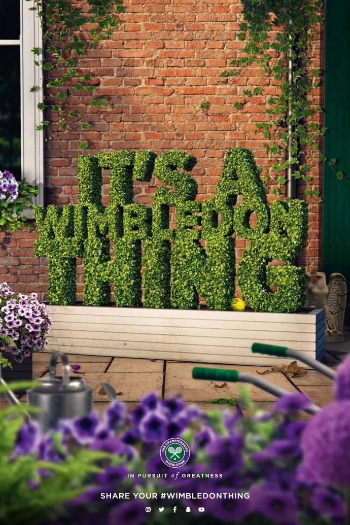 Wimbledon: It's A Wimbledon Thing, 1