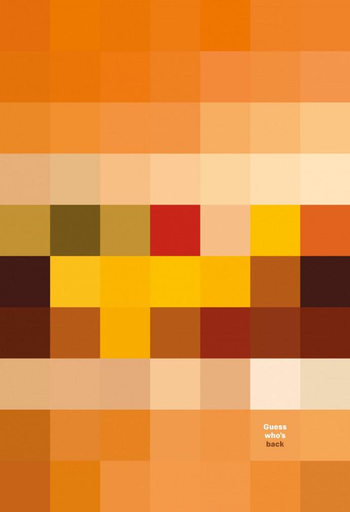 McDonald's: Pixels (Cheeseburger)