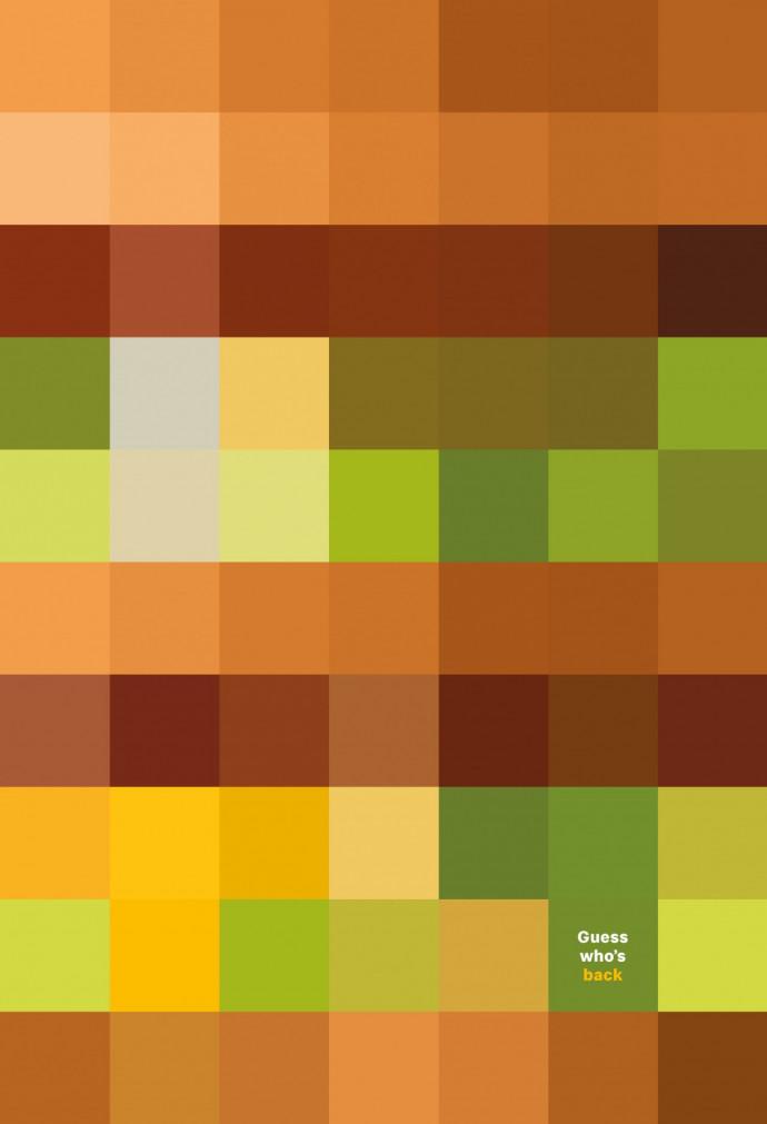 McDonald's: Pixels (Big Mac)
