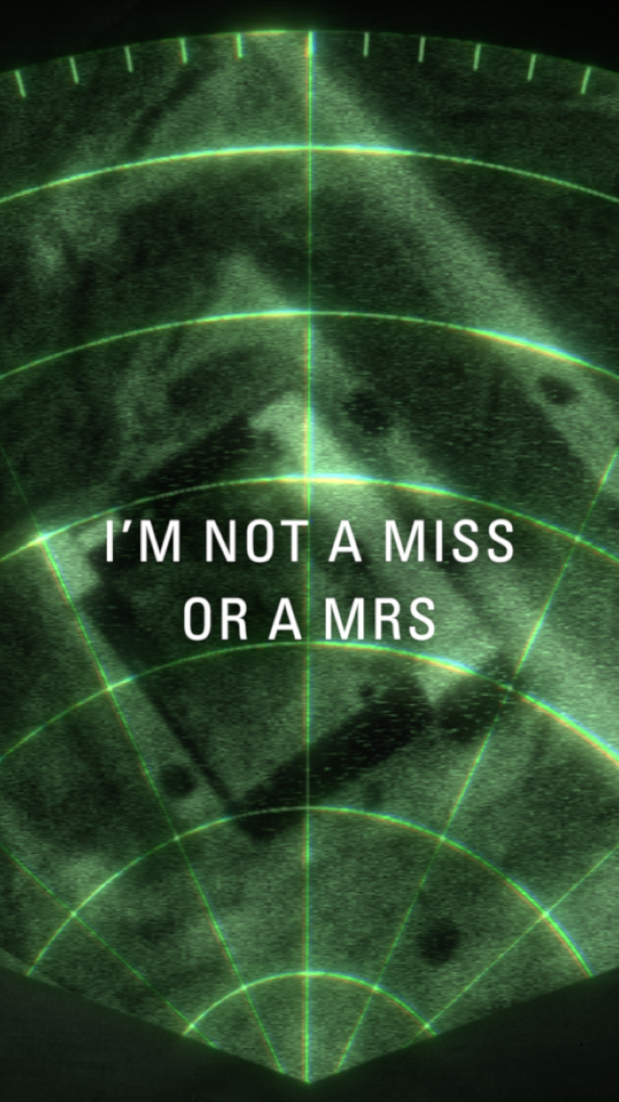 British Army: I'm Not A Miss Or A Mrs