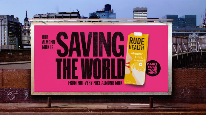 Rude Health: Saving The World