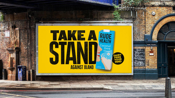 Rude Health: Take A Stand