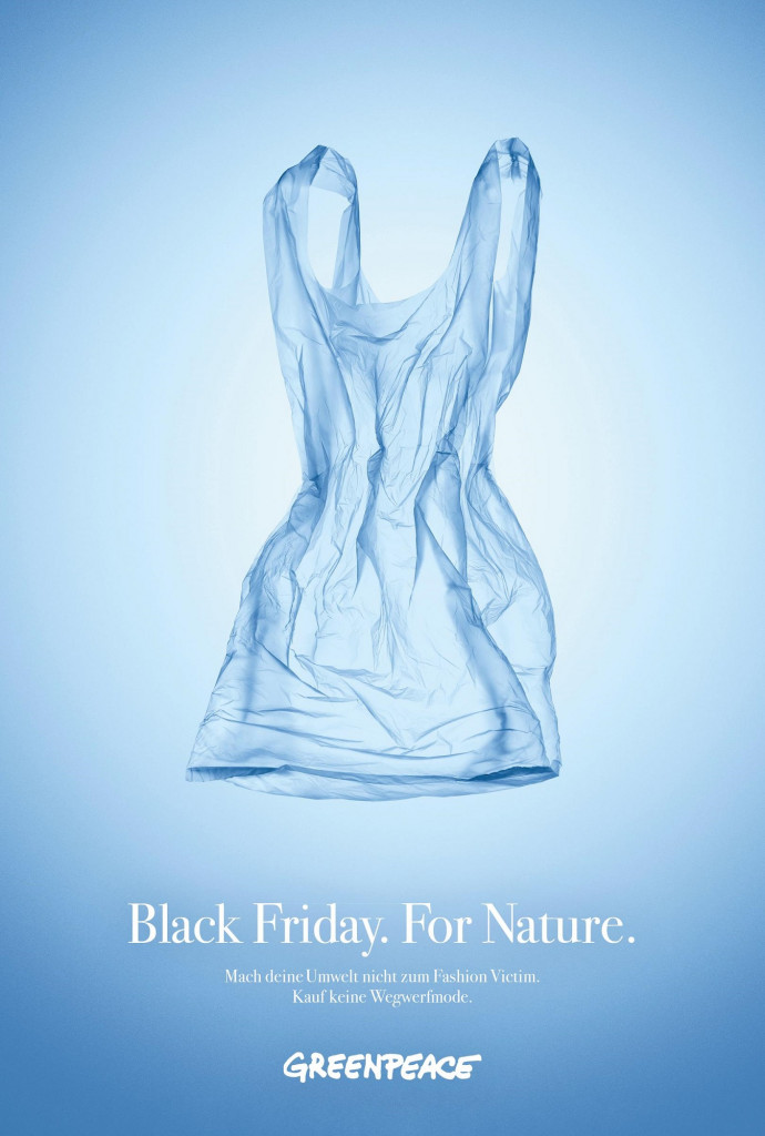 Greenpeace: Black Friday. For Nature, 1