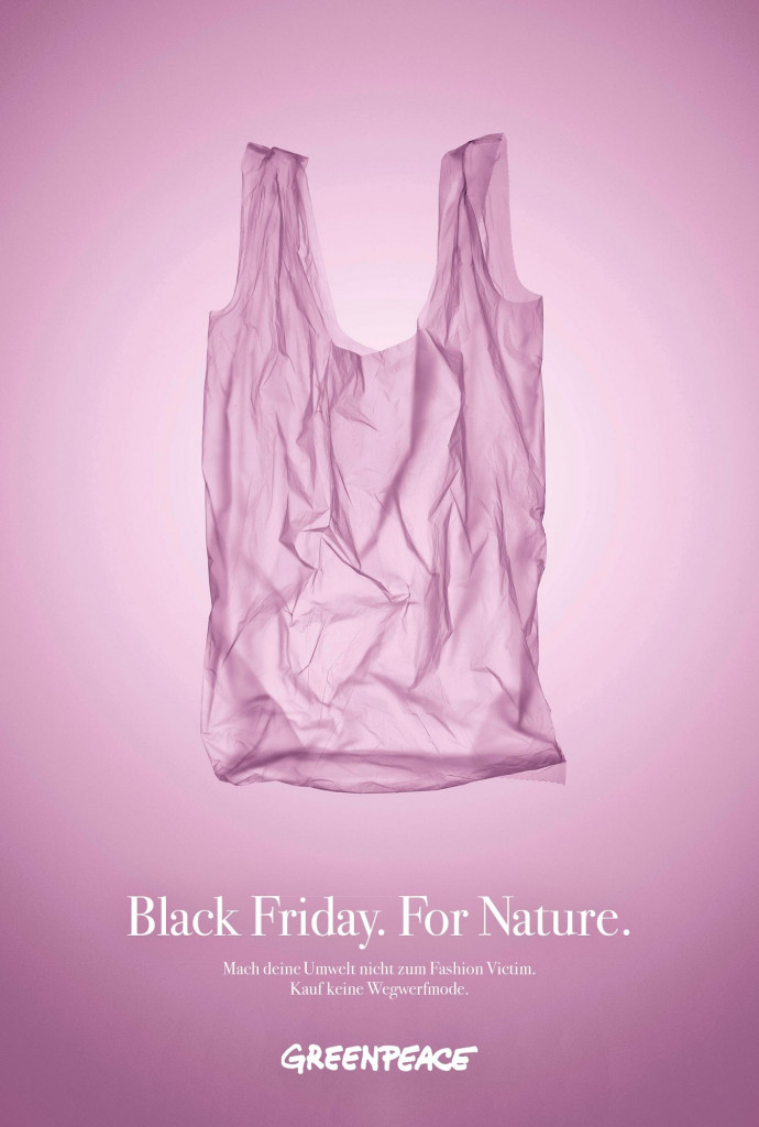 Greenpeace: Black Friday. For Nature, 3