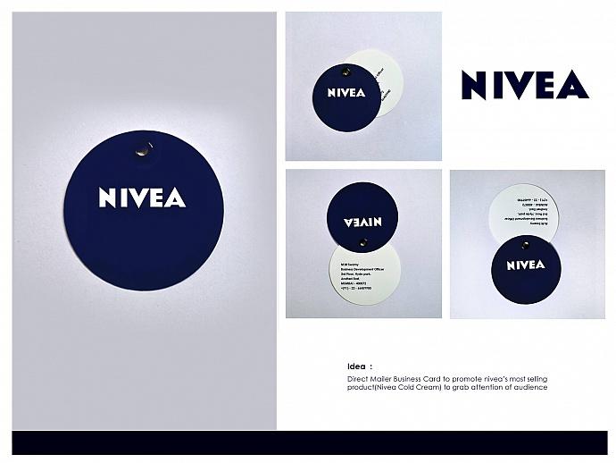 Nivea: Cold cream