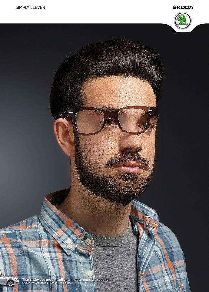 Škoda: Glasses, 3