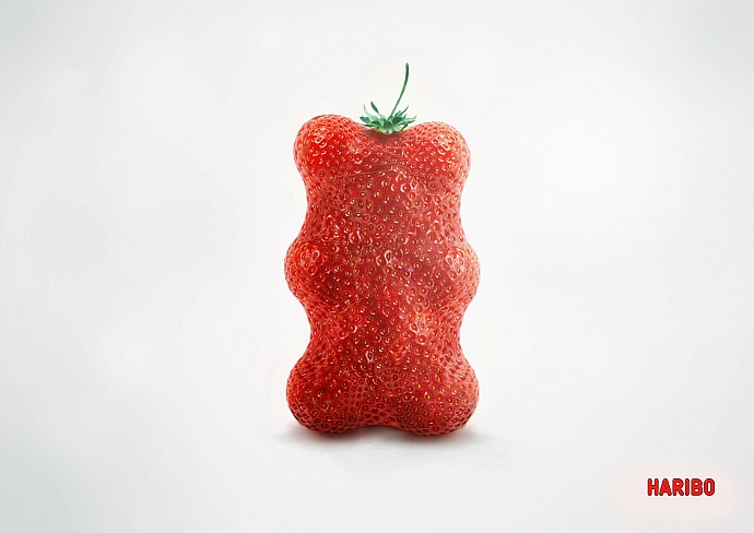 Haribo: Strawberry
