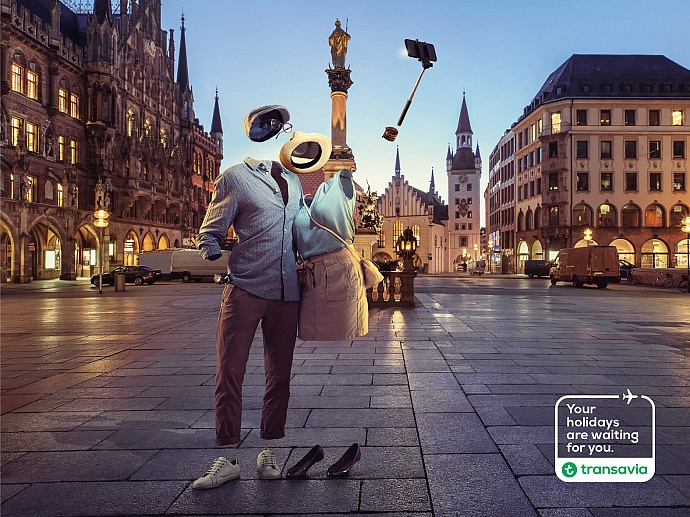 Transavia: Your holidays are waiting for you, 4