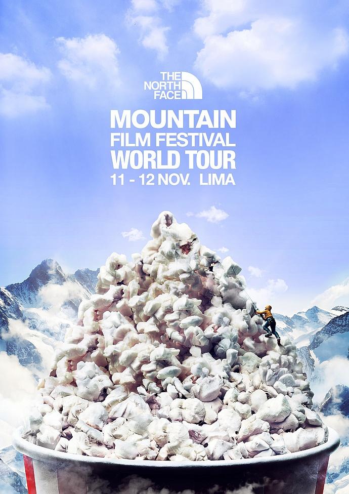 The North Face: Popcorn