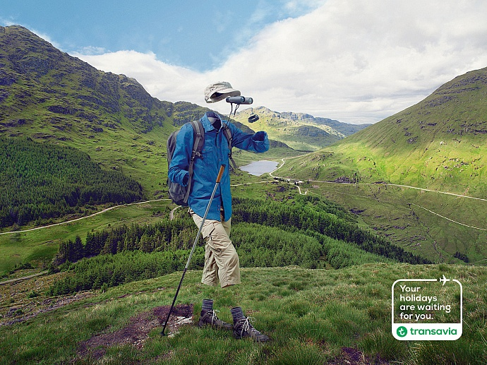 Transavia: Your holidays are waiting for you, 2