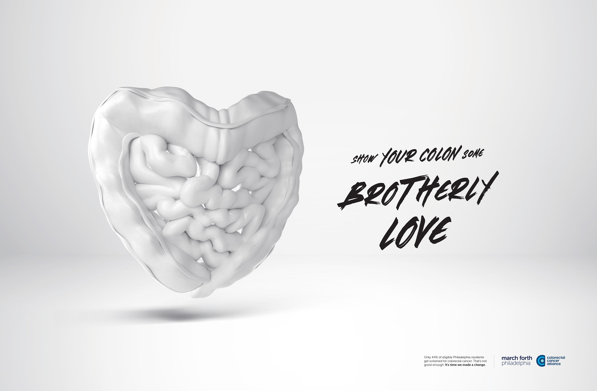Colorectal Cancer Alliance Show Your Colon Some Brotherly Love Adsofbrands Net