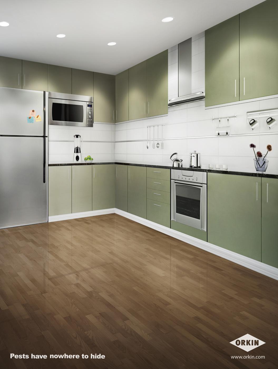 Orkin Pests Control: Kitchen - adsofbrands net