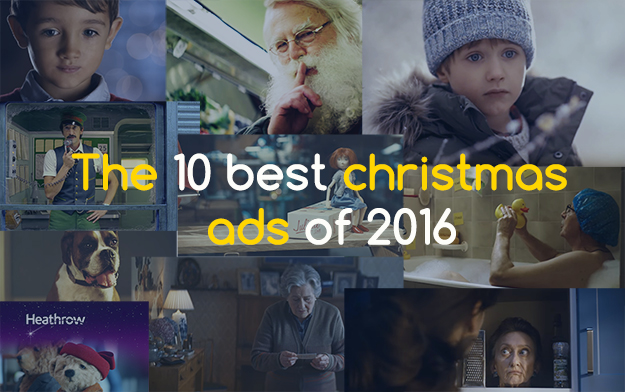 The Best Christmas Ads of 2016