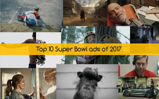 top 10 super bowl ads of 2017. Black Bedroom Furniture Sets. Home Design Ideas