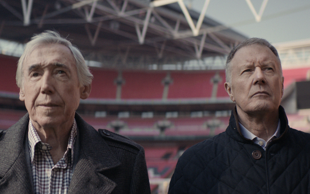 World Cup 66 legends Sir Geoff Hurst and Gordon Banks unite against dementia