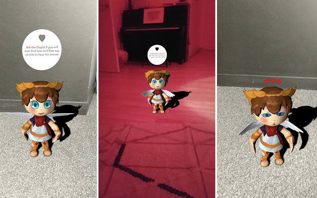 We Are Social brings (Cynical) Cupid to life for Valentine's Day with  Snapchat's Lens Studio