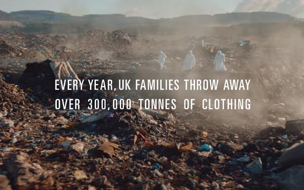 Vanish Shows Landfill Can Still be Laundry in Green