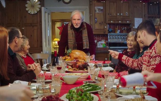 "SuperValu Launches Warm and Festive ""Consider Christmas"" TV Spot"