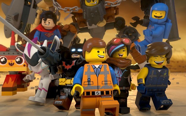 Characters of The LEGO® Movie 2 star  in new DFS Winter Sale campaign