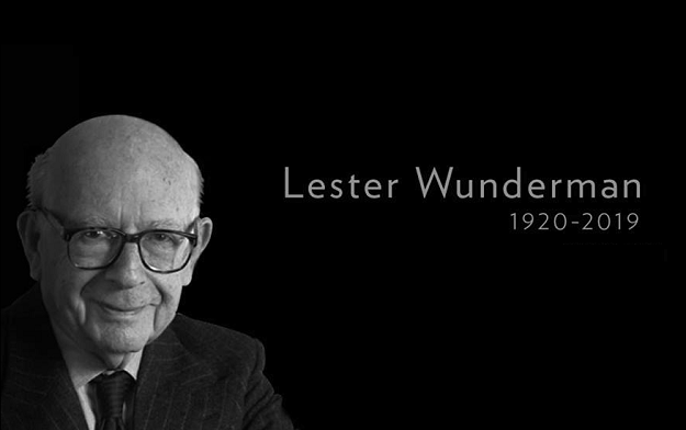 Lester Wunderman Passes Away at 98