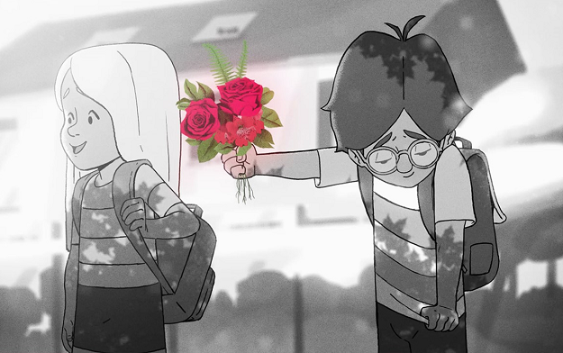 "Teleflora Releases ""Love Out Loud, A Silent Film"" In New Valentine's Day Campaign"