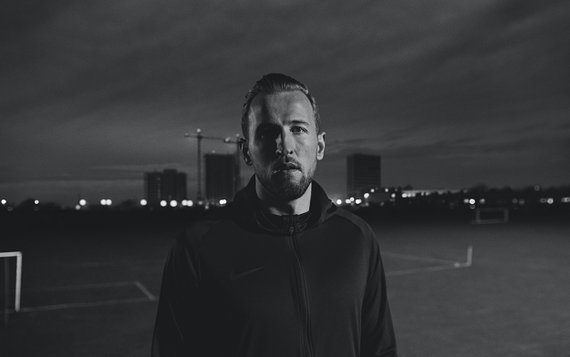 "Harry Kane Says ""I Am Not Afraid"" in New Campaign for Men's Care Brand Harry's"