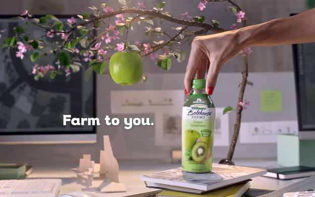 Ad of the Day | Fun Bolthouse Campaign Reminds Us to Take a Break and Embrace the Farm