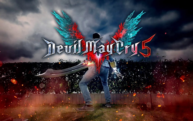 "Lord Danger and Mike Diva Attack Life's Doldrums In ""Devil May Cry 5"" Trailer for Capcom"