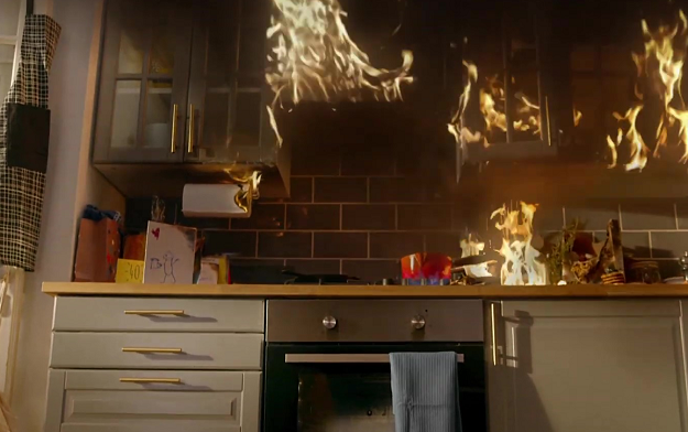 Ad of the Day | FCB Inferno and the Home Office launch new Fire Kills campaign