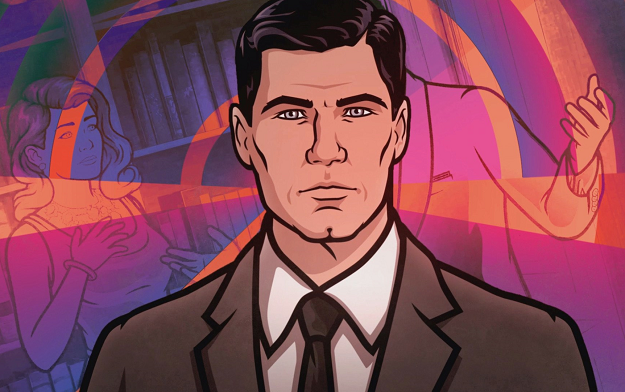 FXX + Archer + Lord Danger = You Won't Believe What Happens Next (Phrasing)