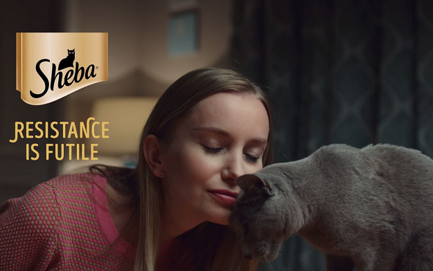 "Ad of the Day | French ""Crooner"" seduces in new Sheba campaign by AMV BBDO"