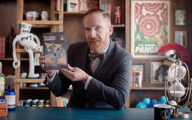 M&C Saatchi LA Harnesses Time Travel For New Awareness and Fundraising Campaign for 826LA