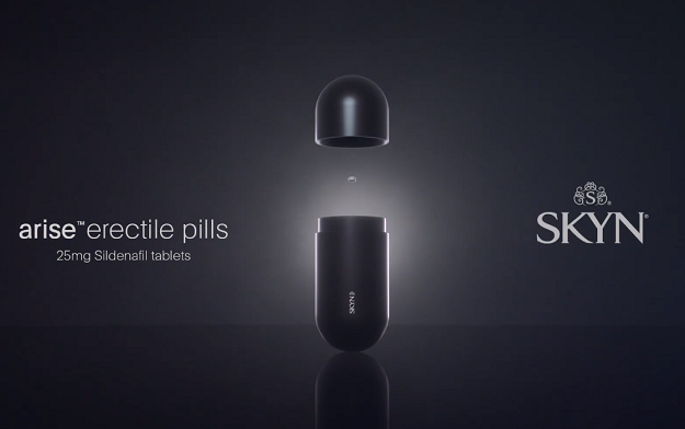 Sid Lee Paris Designs Packaging That Stands on its Own for Skyn Condoms' New ED Pill, Arise