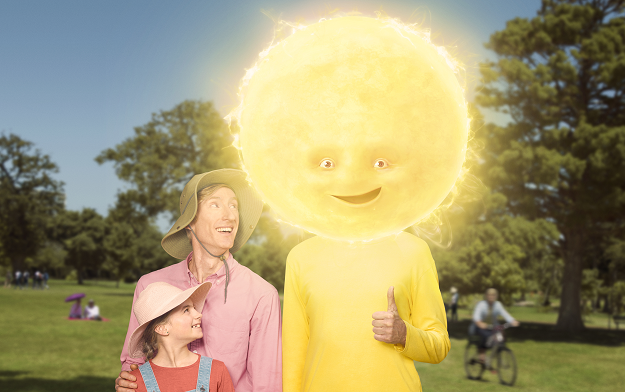 """FCB Inferno Create """"Mr. Sun"""" for Nivea to Educate and Entertain on Sun Safety"""