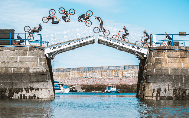 Ad of the Day | adidas Outdoor celebrates Danny MacAskill partnership with film by Cut Media