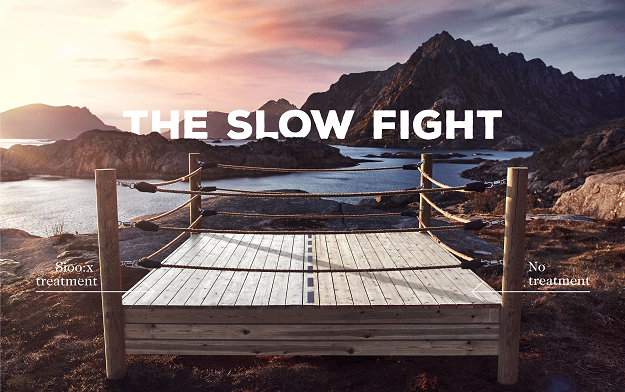 Sioo:x challenges all competitors to a showdown in The Slow Fight