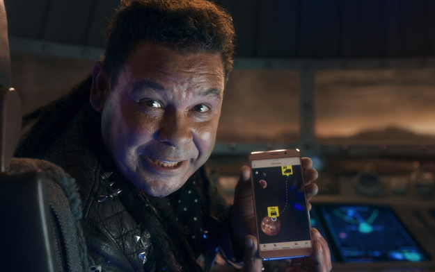 """Red Dwarf crew reunited in """"Stellar Rescue"""" campaign for The AA"""