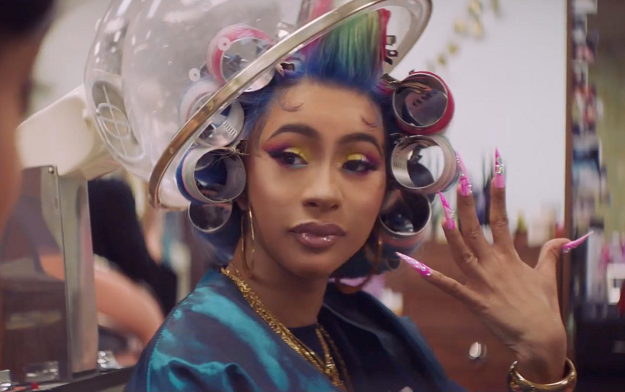 "Ad of the Day | Cardi B Knows How To ""Sport The Unexpected"" With Reebok"