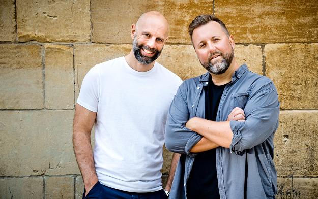Frukt founder Jack Horner and former Leo Burnett MD Ben Swindell launch The Rapids