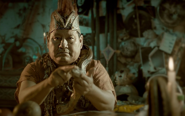 """Change Your Destiny"" Campaign for The One Show 2020  Features a Real Peruvian Shaman to Bless Creative Work"