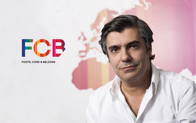 Chief Executive of FCB International Luis Silva Dias Honoured with Career Award at Lisbon International Advertising Festival
