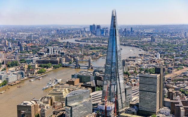 The View from The Shard appoints Quiet Storm to reposition its brand as it enhances the visitor experience at London's Highest Viewing Gallery